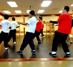 wing chun forms practice