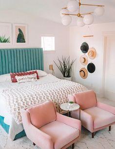 How To Create a Relaxing Bedroom Sanctuary + Bedroom Decor Ideas. Create A Relaxing Bedroom Sanctuary Dream Rooms, Dream Bedroom, Home Bedroom, Bedroom Decor, Bedroom Ideas, Bedrooms, Bedroom Designs, Modern Bedroom, Trendy Bedroom