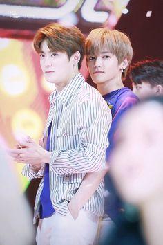 Jaehyun and Taeyong