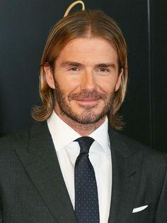 David Beckham unveils brand new hair transformation and fans LOVE it