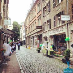 BildSchön:STUTTGART #Stuttgart #Stgt #Str #Stuggi #Bohnenviertel #Altstadt #Deutschland #Germany #Königstraße #Schlossplatz #Hauptbahnhof #Straße #Schlossgarten