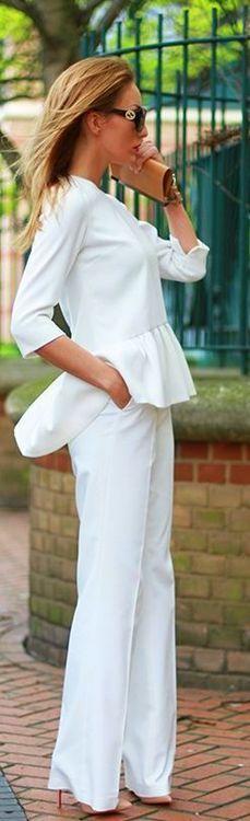 Peplum Chic - Super fashion! Conheça nosso canal no Youtube - http://mulherescomatitude.vai.la