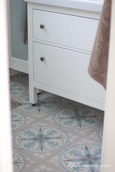 Marrakech design tiles Shades Of Turquoise, Scandinavian Interior, Marrakech, Beautiful Homes, Bathrooms, Dresser, Tiles, Inspiration, Furniture