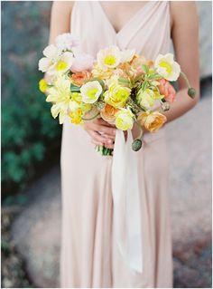 yellow bouquet   Without Wax, Katy Jenna McElroy photo