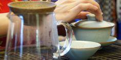 How to prepare dark tea: easy steps for tasty steeps Pu Erh Tea, My Tea, Herbalism, Spices, Tasty, Dark, Tableware, Paths, Food