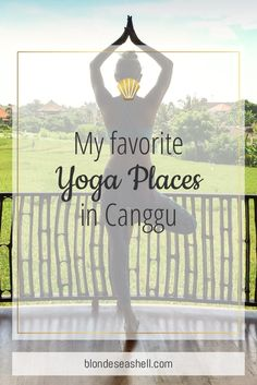 Best Yoga places in