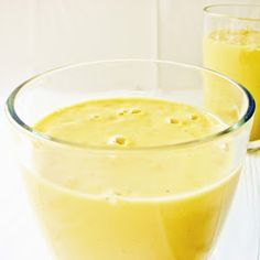 Cook book of trial and error: Mango Banana Smoothie