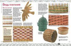 Иллюстрация 1 из 31 для Плетение из газет - Светлана Булгакова   Лабиринт - книги. Источник: Лабиринт