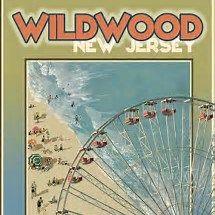 Old Posters Wildwood NJ