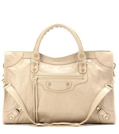 BALENCIAGA Classic City Leather Tote.  balenciaga  bags  shoulder bags   hand bags 7ca73420f98cc