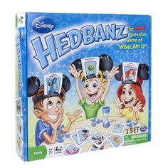 Disney HedBanz Game really want this. At target