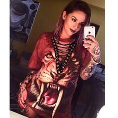 Roar top at NEEDMYSTYLE.COM #girls #cardigan #croptop #needmystyle #outfit #bodychain #playsuit #work #shirt #backless #bodygoals #bodysuit #iggers #girls #fashion #shirtdress #selenagomez #Dresses #lion #bustier #rihanna #tumblrgirl #kyliejenner #bra #beyonce #kingkylie #kimkardashian #body #bralette #Fitness