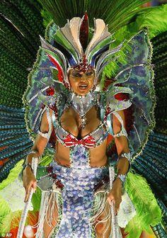 Carnival 2012, Rio, Brazil.