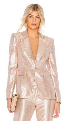 3830a52815f Rachel Zoe Debra Sequin Jacket