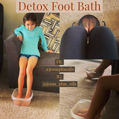 Do you detox? Detox foot baths have many benefits and can be as simple as some FRAGRANCE FREE Epsom salt and some YL EOs. Click the link to see what we put in ours. Foot Baths, Foot Detox, Fitness Workout For Women, Page Turner, Addiction Recovery, Flu, Natural Healing, Women Empowerment, Fit Women