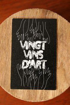 Vingt Vins D'art, Paris