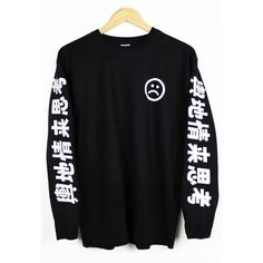 Sad Boys Unknown Death Long Sleeve T-shirt (medium)