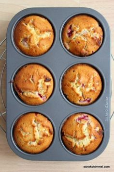 duftende Himbeermuffins Cake & Co, Cupcakes, Cooking Recipes, Favorite Recipes, Sweets, Breakfast, Desserts, Food, Recipes