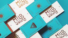 Mild Whistle, The Gentle Thunder - visual identity design by creative studio Oddds. Here is another outstanding work by Oddds, a collective of creative Identity Design, Visual Identity, Brand Identity, Personal Identity, Fine Stationery, Stationery Design, Letterpress Business Cards, Business Stationary, Bussiness Card