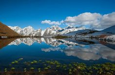 Qoruldi Lake by roman tolordava - Photo 127239749 - Georgia Regions, Caucasus Mountains, Georgie, Mountain Village, European Countries, Beautiful Landscapes, Natural Beauty, Around The Worlds, Country