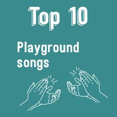 Top Ten playground songs| Sing Up. Is your class passionate about singing in the playground? We've had our Sing Up Learning team put together our best playground songs.