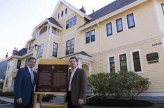 Dundas Terrace , Charlottetown, PEI - Declared nationally historic house - Business - The Guardian