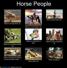 Horse People Interpretations