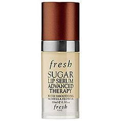 "Fresh Sugar Lip Serum | beauty tips and must have lip products | get the look from ""Pucker Up: My Lipstick Tips"" 