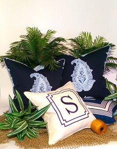 Coastal Home Pillows Newport Collection
