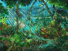 ferreira louis art – Google Suche Tropical Birds, Art Google, Plants, Painting, Tropical Art, Searching, Painting Art, Paintings, Plant