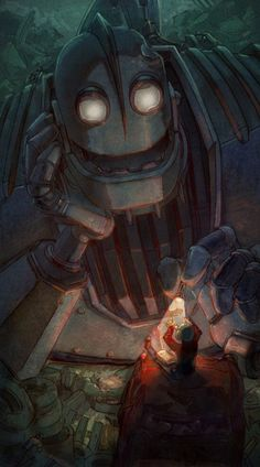 Arte Robot, Robot Art, Robots, Art And Illustration, Disney And Dreamworks, Disney Pixar, Disney Movies, Desenhos Clash Royale, Arte Peculiar
