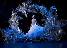 BRB in David Bintley's Cinderella - Momoko Hirata as Cinderella. Photo: Dance Europe