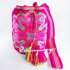 #Mochila #wayuu #Eliwayuubags #Arte #tradición & #color #wayuubags #wayúu #gift #trends #ethnic #craft #etsy #perfect #handmade #crochet #telar #beautiful #fashion #art #love #adiction #bohochic #design #hippie #entrepreneur #photooftheday #Colombia #internationalshipping Whatsapp: +573006388348