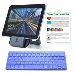 "HP 10.1"" 64GB 4G Windows Tablet w/ Office, Bluetooth® Keyboard & 2-Year T-Mobile Data Plan"