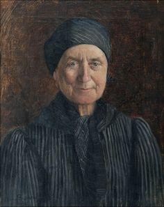 Anna Sahlsten (1859-1931) Grandma - Isoäiti
