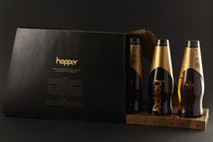 Hopper Belgian Beer (Student Work) on Packaging of the World - Creative Package Design Gallery