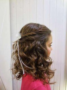Peinados niña Comunión 2015: fotos ideas (43/43) | Ellahoy