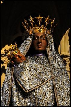 Black Madonna on Fotopedia Blacks In The Bible, Black Jesus, African Royalty, Mama Mary, Russian Icons, African Children, Madonna And Child, Black Pride, Medieval Art