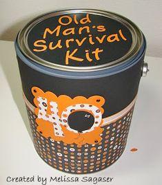 Creative Treasures: Old Man's Survival Kit