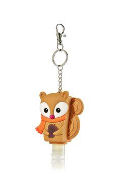 Squirrel Light-Up PocketBac Holder - Bath & Body Works - Bath & Body Works also got this today!