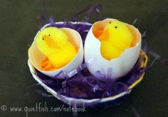 Cute Easter craft from @andrea tomkins