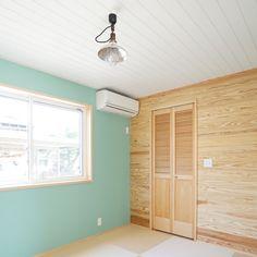 男性で、Other、家族住まいの壁/天井/畳/ルーバー扉/ペンキ塗り/後藤照明/和室…などについてのインテリア実例を紹介。(この写真は 2015-11-10 21:57:20 に共有されました)