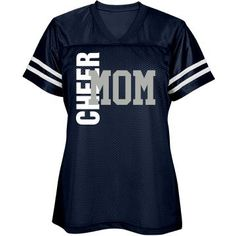 ... Football by Shelia Carter. See more. CHEER MOM  JERSEY 9de947d20