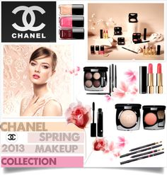 """""""Chanel Spring 2013 collection"""" by lidia-solymosi ❤ liked on Polyvore"""