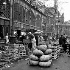 PARIS - HALLES CENTRALES 1962