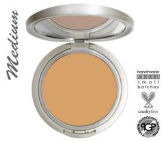 Natural and Organic Mineral Makeup Cream To by ErzulieCosmetics, $15.00