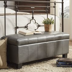 Found it at Wayfair.ca - Kendrick Upholstered Storage Bedroom Bench