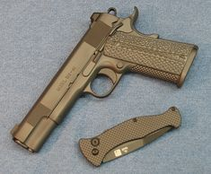 Rogers Precision 1911 - http://www.tacticalintent.com/ Find our speedloader now!  www.raeind.com  or  http://www.amazon.com/shops/raeind