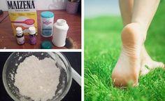 Dans cet article, nous allons vous présenter un remède très simple, qui vous permettra d'éviter les mauvaises odeurs des pieds dues à la sueur.