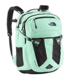 Wholesale store The North Face Recon Backpack Sale Surf Green/Asphalt Grey - Womens - Long North Face Winter Coat, fast shipping to worldwide North Face Bag, North Face Women, North Face Backpack, The North Face, North Faces, Backpack Outfit, Laptop Backpack, Backpack Bags, Mesh Backpack